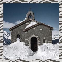 """Schweiz/Switzerland - Die Kapelle #Gornergrat """"Bernhard von Aosta"""". Switzerland Travel Guide, Geneva Switzerland, Zermatt, Beautiful Places, Italy, Country, House Styles, Restaurants, Switzerland"""
