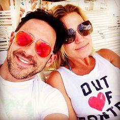 Michelle Beadle is Dating Boyfriend Steve Kazee. Couple might get Married soon