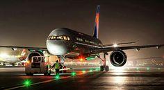 Delta Airlines B757 @SFO @alexme71