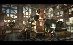 Steam Room Punk