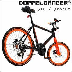 DOPPELGANGER(R) 小径自転車(ミニベロ)510granum【楽天市場】