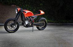 KTM 525 EXC by Roland Sands Design - (SILODROME)