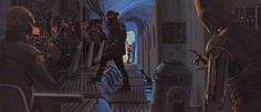 In Memory of Ralph McQuarrie, the Artist who Designed Darth Vader & R2-D2
