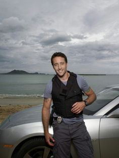 Alex Oloughlin I've always liked this photoshoot