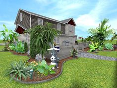 curvy landscaping - Google Search
