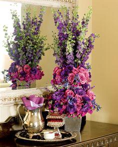 Create A Stunning Nested Floral Arrangement