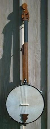 Stichter Minstrel Banjo   by Bell and Son Banjos out of Michigan