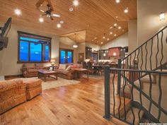 Stunning Mountain Home! $2,175,000, 6837 CODY TRL, Park City UT 84098, Call 801-673-3333 for a private showing! Property listed by Summit Sotheby's International.