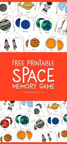 Space Theme Preschool, Planets Activities, Solar System Activities, Space Activities For Preschoolers, Solar System Crafts, Kindergarten Activities, Science Activities, Science Experiments, Space Games For Kids
