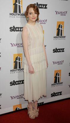 Pin for Later: Joyeux Anniversaire, Emma Stone – Retour Sur Ses Meilleurs Looks Emma Stone