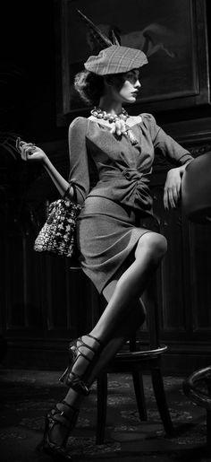 Elegancia y feminidad