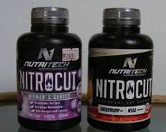 #Nitrocut Double Action Formula Muscle Building And Weight Loss.