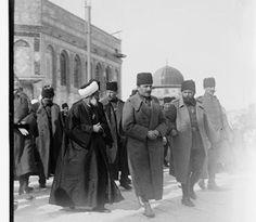 """özgür tarihçi: ENVER PAŞA'NIN GİZLİ MEKTUBUNDA """"AMERİKA İLE SAVAŞ..."""