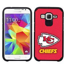 Kansas City Chiefs Samsung Galaxy Core Prime / 360 Pebble Grain Feel Case NFL Red, Price: $15.78