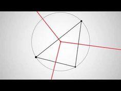 Deluanay Triangulation & Voronoi Diagram - YouTube