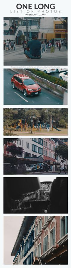 John Hope's Cinema picture style @Baguio City. Street Photography