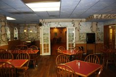 Front View And Interior Of Farm Table Restaurant Northern WI - Farm table restaurant amery