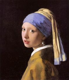 Pearl Earring, Vermeer