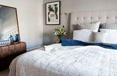 Love the Fabric Bedhead