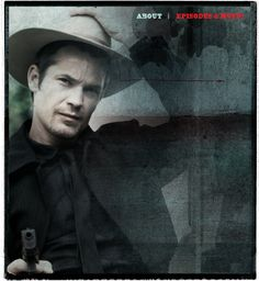 Justified - Greg Oliphant - There are some men you just wouldn't kick out of bed for eating crackers!