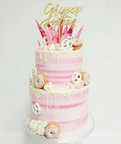 Super Sweet 16 Cake!