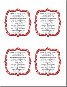 Printable Candy Cane Poem Free Printable Candy Cane Poem,Free Printable Candy Cane Poem, Candy Cane poem printable for kids. Colored text on pg. 1 and black text on pg. Meaning of the Candy Cane - FREE PDF by Helen Haidle/ Christmas Love, Christmas Printables, Candy Cane Poem, Christmas Activities, Christmas Holidays, Candy Cane Crafts, A Christmas Story, Christmas Party, Preschool Christmas