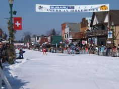 The American Birkebeiner (or Birkie) is the largest, and one of the longest (50 km Freestyle and 54 km Classical events) cross country ski races in North America. The two premier events are the 54 km (34 mi) classic and the 50 km (31 mi) freestyle race from Cable to Hayward, Wisconsin. Each year approximately 10,000 skiers participate in the Birkie, 26 km Kortelopet, and 12 km Prince Haakon events. Wikipedia