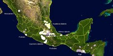 Where Nahuatl is spoken today.