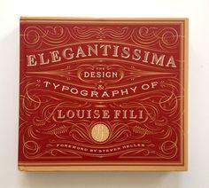 Elegantissima by Louise Fili