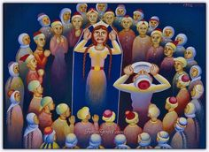 İbrahim Balaban (1921 - ....) | Türk Ressam, Yazar - Sayfa 2 - Forum Gerçek Artsy, Illustration, Painting, Artworks, Drawing, Kunst, Painting Art, Paintings, Sketches