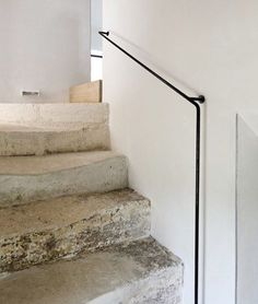 renovation - int stair