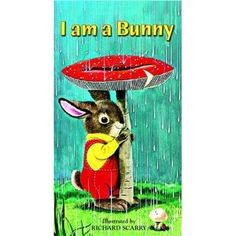 I am a bunny. #childrensbooks