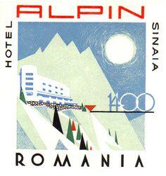 Romania - Sinaia - Hotel Alpin