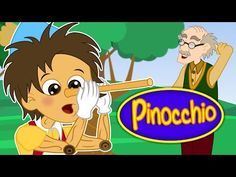 YouTube Pinocchio, Stories For Kids, Fairy Tales, Drama, Fictional Characters, Peter Pan, Trust, Deck, English