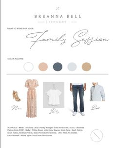 Summer Family Picture Outfits Discover What to Wear Style Guide Spring Family Pictures, Family Pictures What To Wear, Family Portraits What To Wear, Beach Family Photos, Family Pics, Beach Photos, Family Picture Colors, Family Picture Outfits, Inspiration Photoshoot