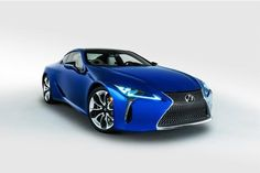 New Lexus Concept Car Claims To Be Made Of Vibranium, Plus: A New Black Panther Graphic Novel