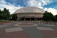 Gampel Pavillion, UCONN -- Go Lady Huskies!