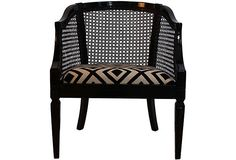my grandparents have a chair like this in their house....loveeee it!