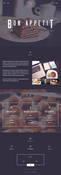 15+ Best Responsive WordPress Cafe & Bar Themes and Templates in 2014   Responsive Miracle