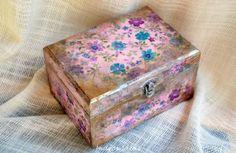 Boîte de bijoux boîte de carte mariage rustique en par Indrasideas, $49.00