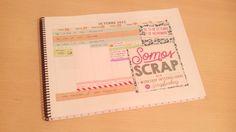 #somosscrapbcn #agendasemanal #agenda #organisation #planner