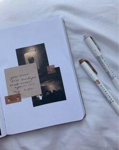 Bullet Journal And Diary, Bullet Journal Notebook, Bullet Journal Aesthetic, Bullet Journal Ideas Pages, Bullet Journal Inspiration, Journal Pages, Scrapbook Journal, Journal Layout, Notebooks