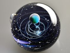 I wish for this, I wish... | Space Glass pendants by Satoshi Tomizu | +α [プラスアルファ] | 宇宙ガラス | ギャラリー