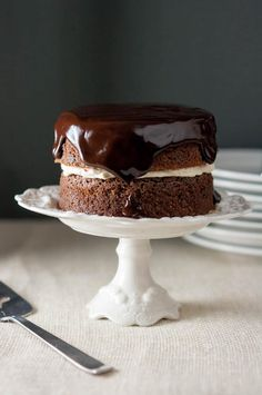 Chocolate Potato Cak