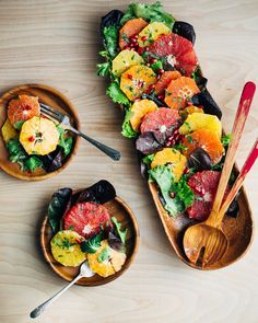 Herbed Citrus Salad