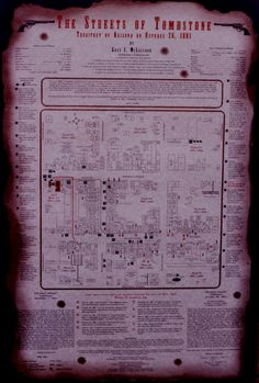 tombston map