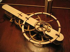 Ascent Clock Kit