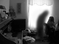 creepy ghost pictures