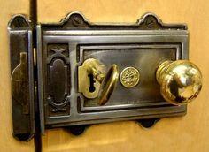 iron rim locks