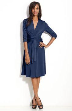 lovely!  #clothing #blue #dress #style #fashion
